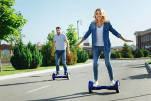 hoverboard has the longest battery life