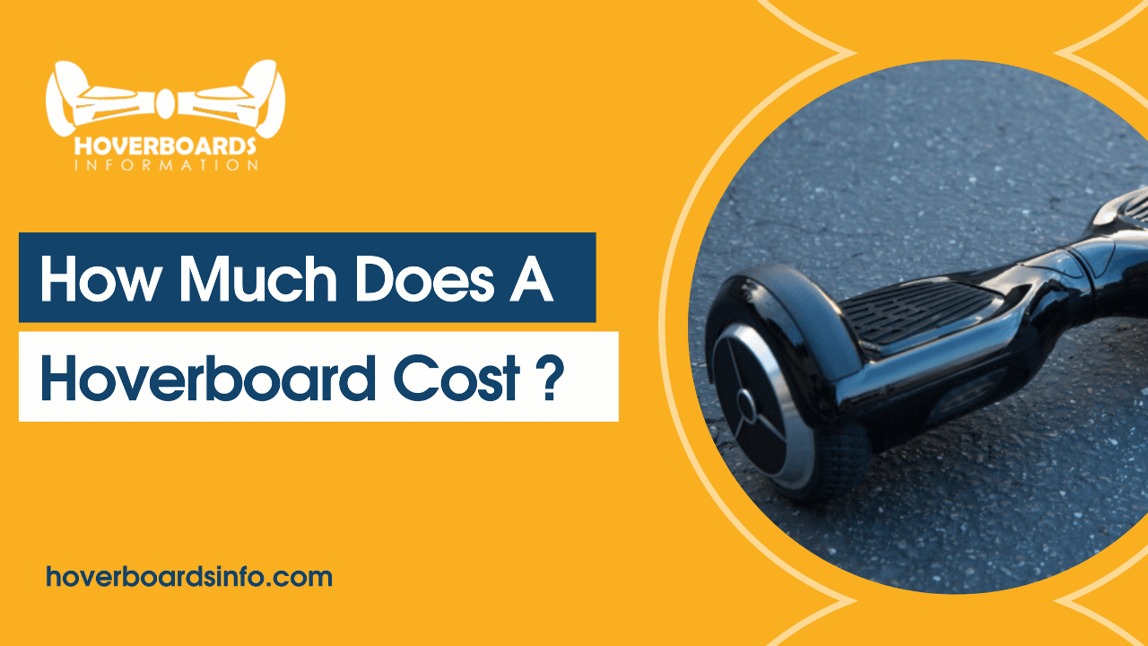 how much does a hoverboard cost