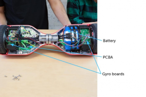 reset your hoverboard kit