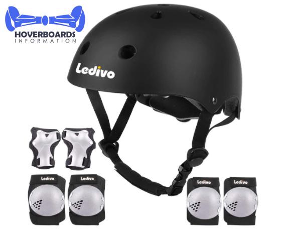 LEDIVO-Kids-Adjustable-Helmet