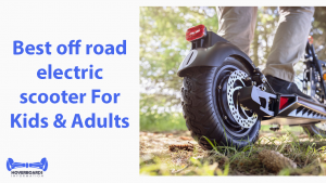 off road Electric Scooter