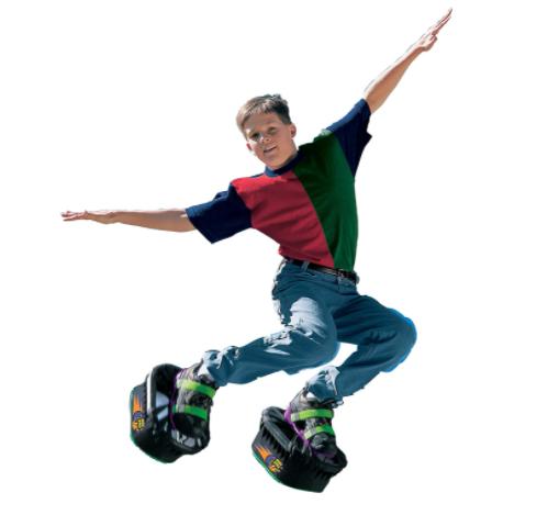 Big time toys mini trampolines