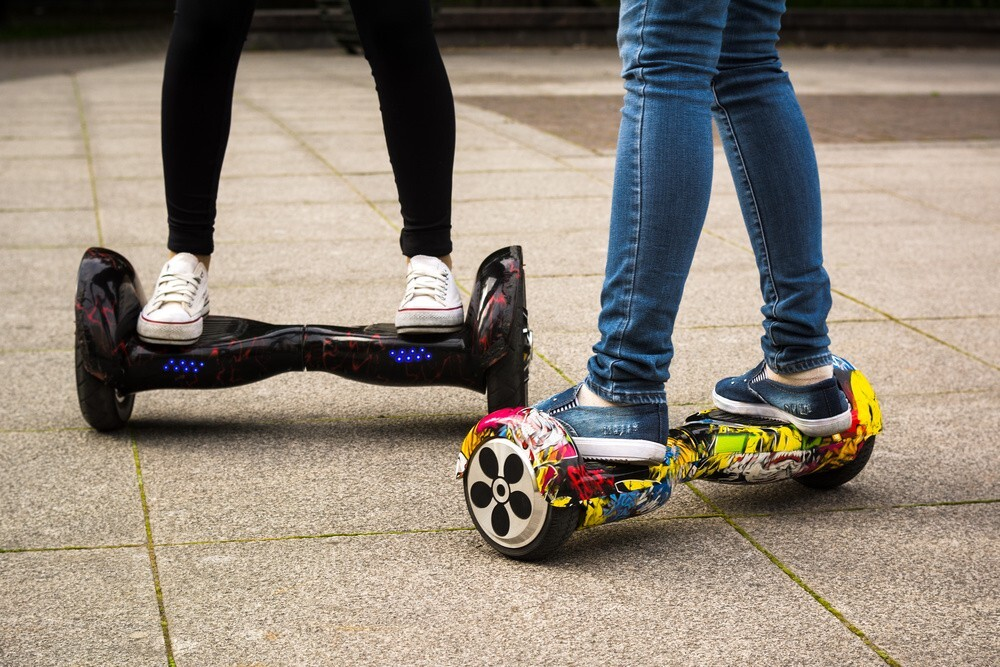 Ultra Electric Self-Balancing Hoverboard Scooter