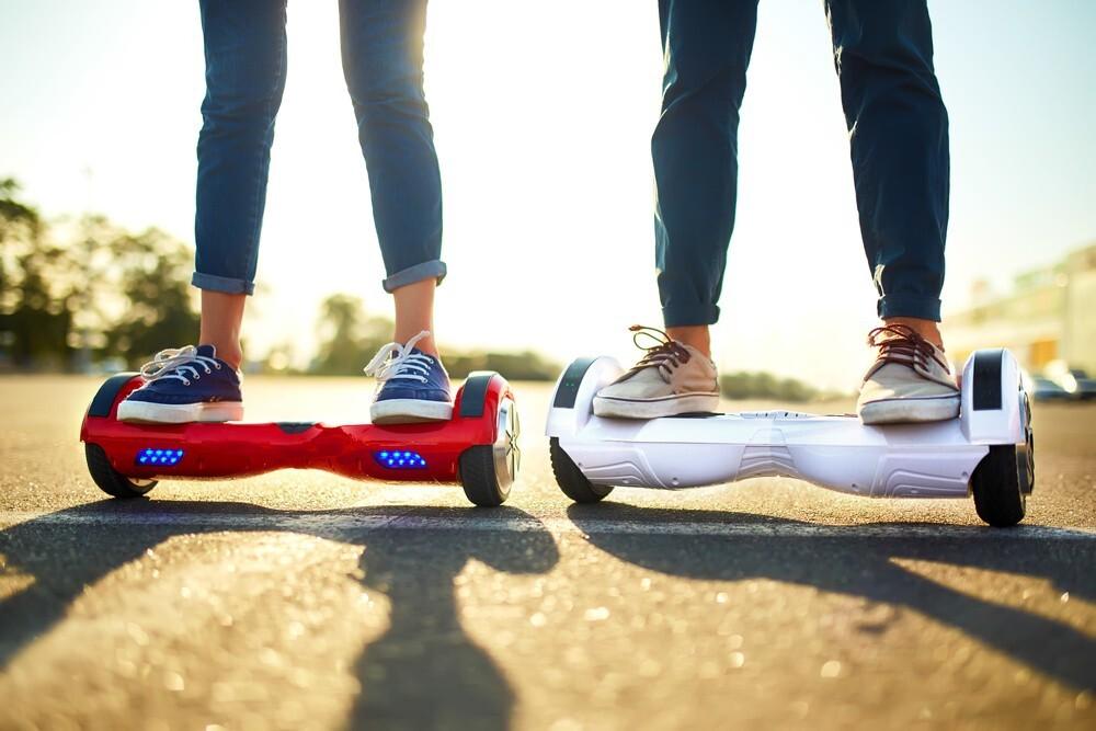 self balancing hoverboard